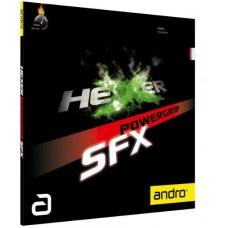 Гладка накладка ANDRO Hexer Powergrip SFX