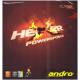 Гладка накладка ANDRO Hexer Powersponge