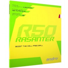 Гладка накладка Andro Rasanter R50