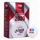 М'яч пластиковий DHS 2020 World Championship Busan ITTF DJ40+