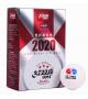 М'яч DHS 2020 World Championship Busan ITTF DJ40+