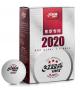 М'яч DHS 2021 Olympic Games Tokyo ITTF DJ40+ 3*