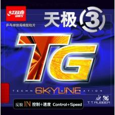 Гладкая накладка DHS SkyLine TG3