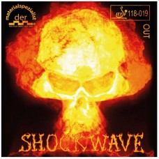 Короткі шипи Der Materialspezialist Shockwave
