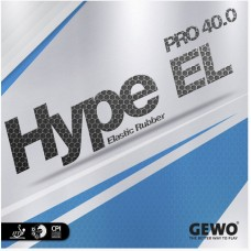 Гладка накладка Gewo Hype EL Pro 40.0