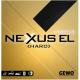 Гладкая накладка Gewo Nexxus EL Pro 53 Hard