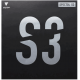 Короткі шипи Victas Spectol S3